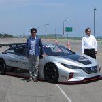EVスポーツ専用車、リーフ NISMO RCに試乗 by 太田所長(所員:高桑秀典)