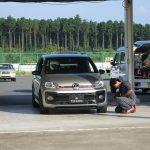 フォルクスワーゲン up! GTI サーキットインプレッション by 太田所長(所員:高桑秀典)
