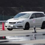 injured ZEROプロジェクトTetsuya OTA SAFETY DRIVING LESSON with SUBARU CSRを11月3日に開催(所員:高桑秀典)