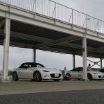 やっぱりレース車は楽しい!ロードスターパーティーレース車を試してみた。~太田哲也ブログ「ジェントルマンレーサーのすゝめ」~