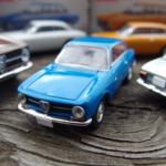 ハッサンの水色号/1974年式アルファロメオ GT1600ジュニア/偏愛日記 その11(所員:高桑秀典)